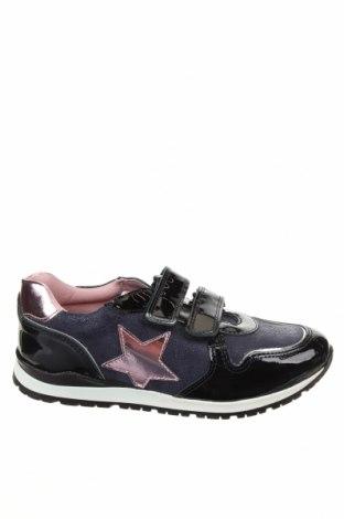 Детски обувки Pablosky, Размер 36, Цвят Син, Естествена кожа, Цена 81,75лв.