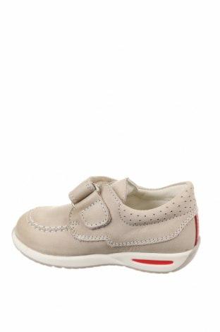 Детски обувки Pablosky, Размер 22, Цвят Бежов, Естествена кожа, Цена 37,62лв.
