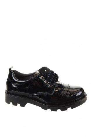 Παιδικά παπούτσια Pablosky, Μέγεθος 32, Χρώμα Μπλέ, Γνήσιο δέρμα, Τιμή 19,39€