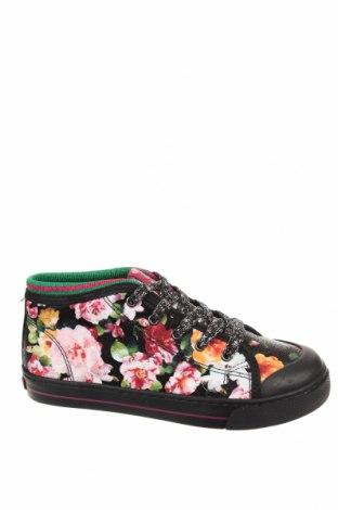Детски обувки Pablosky, Размер 33, Цвят Многоцветен, Еко кожа, текстил, Цена 22,35лв.