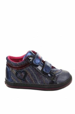 Детски обувки Pablosky, Размер 24, Цвят Многоцветен, Текстил, естествена кожа, Цена 29,37лв.