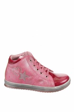 Детски обувки Pablosky, Размер 31, Цвят Розов, Естествена кожа, Цена 44,69лв.