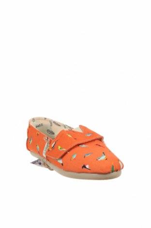 Детски обувки Paez, Размер 30, Цвят Оранжев, Текстил, Цена 20,65лв.