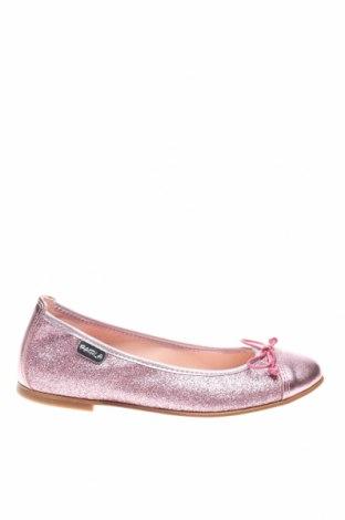 Παιδικά παπούτσια Paola, Μέγεθος 33, Χρώμα Ρόζ , Γνήσιο δέρμα, κλωστοϋφαντουργικά προϊόντα, Τιμή 11,81€
