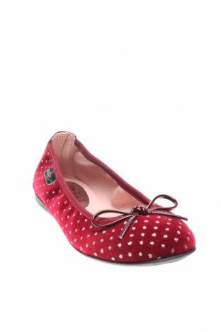 Детски обувки Paola, Размер 32, Цвят Червен, Текстил, Цена 36,75лв.