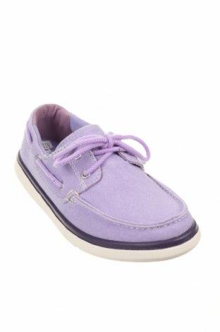 Детски обувки Timberland, Размер 31, Цвят Лилав, Текстил, Цена 21,80лв.