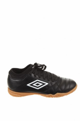 Παιδικά παπούτσια Umbro, Μέγεθος 31, Χρώμα Μαύρο, Δερματίνη, Τιμή 16,06€