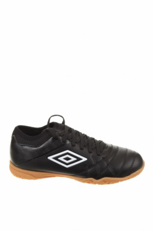 Детски обувки Umbro, Размер 36, Цвят Черен, Еко кожа, Цена 31,15лв.