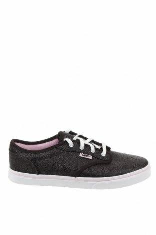 Детски обувки Vans, Размер 34, Цвят Черен, Текстил, Цена 51,75лв.