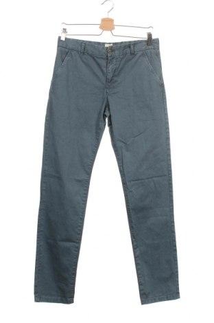 Παιδικό παντελόνι Gocco, Μέγεθος 14-15y/ 168-170 εκ., Χρώμα Μπλέ, Βαμβάκι, Τιμή 12,16€