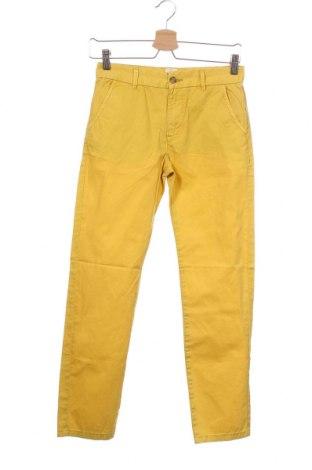 Παιδικό παντελόνι Gocco, Μέγεθος 11-12y/ 152-158 εκ., Χρώμα Κίτρινο, Βαμβάκι, Τιμή 10,04€