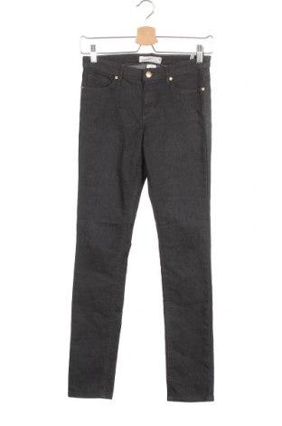 Детски панталон H&M L.O.G.G., Размер 11-12y/ 152-158 см, Цвят Сив, 59% памук, 39% полиестер, 2% еластан, Цена 26,93лв.