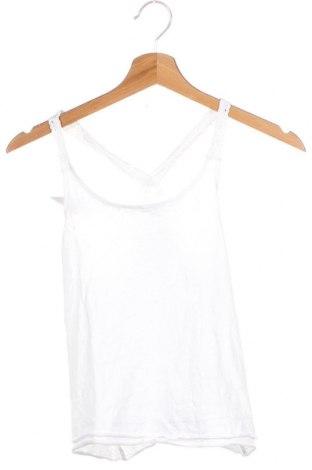 Μπλουζάκι αμάνικο παιδικό Here+There, Μέγεθος 10-11y/ 146-152 εκ., Χρώμα Λευκό, Βαμβάκι, Τιμή 7,79€