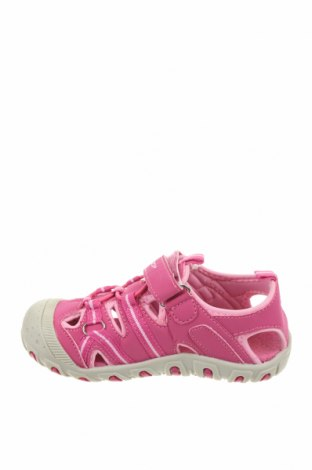 Детски сандали Loap, Размер 28, Цвят Розов, Еко кожа, Цена 29,40лв.
