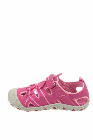 Детски сандали Loap, Размер 32, Цвят Розов, Еко кожа, Цена 29,40лв.