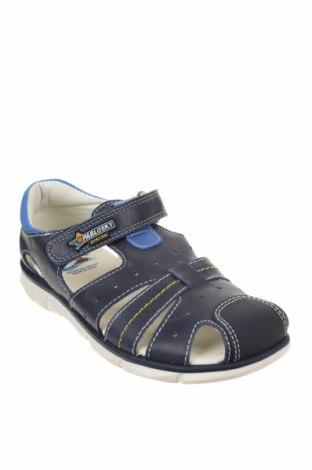 Детски сандали Pablosky, Размер 36, Цвят Син, Естествена кожа, Цена 39,50лв.