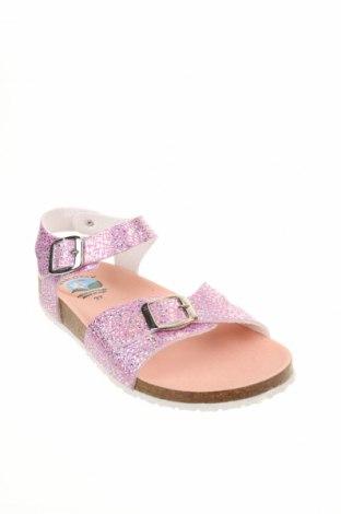 Детски сандали Pablosky, Размер 37, Цвят Розов, Еко кожа, Цена 35,40лв.