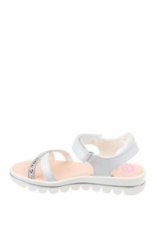 Детски сандали Pablosky, Размер 31, Цвят Бял, Естествена кожа, Цена 59,25лв.