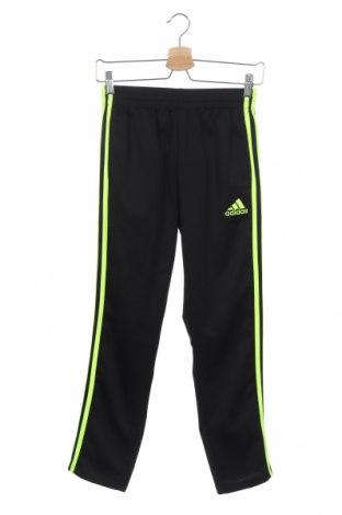 Παιδική κάτω φόρμα Adidas, Μέγεθος 10-11y/ 146-152 εκ., Χρώμα Μαύρο, Πολυεστέρας, Τιμή 11,14€