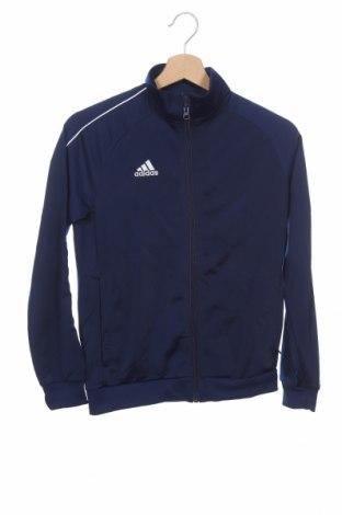 Παιδικό αθλητικό πάνω φόρμα Adidas, Μέγεθος 10-11y/ 146-152 εκ., Χρώμα Μπλέ, Πολυεστέρας, Τιμή 21,34€