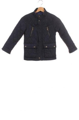 Παιδικό μπουφάν Zara Kids, Μέγεθος 6-7y/ 122-128 εκ., Χρώμα Μπλέ, Πολυεστέρας, Τιμή 14,29€