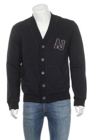 Мъжка жилетка Armani Jeans, Размер XL, Цвят Син, Памук, Цена 69,00лв.