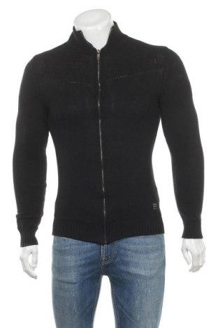 Мъжка жилетка Blend, Размер S, Цвят Черен, 100% памук, Цена 26,16лв.