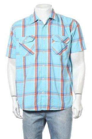 Мъжка риза Atlas For Men, Размер XL, Цвят Многоцветен, Памук, Цена 5,67лв.