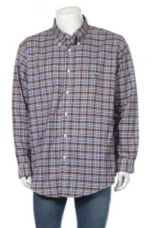 Мъжка риза Brooks Brothers, Размер XXL, Цвят Многоцветен, Памук, Цена 33,60лв.