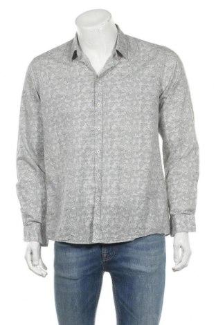Ανδρικό πουκάμισο Cacharel, Μέγεθος L, Χρώμα Πράσινο, Βαμβάκι, Τιμή 14,91€