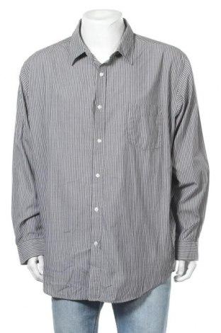 Мъжка риза Croft & Barrow, Размер XXL, Цвят Многоцветен, 60% памук, 40% полиестер, Цена 15,96лв.