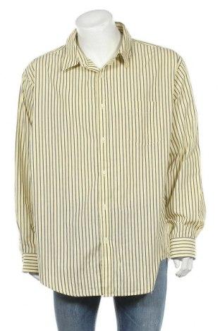Мъжка риза Croft & Barrow, Размер XXL, Цвят Жълт, 60% памук, 40% полиестер, Цена 17,01лв.