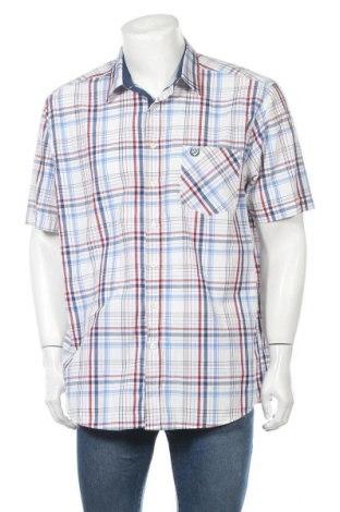 Ανδρικό πουκάμισο Defacto, Μέγεθος XXL, Χρώμα Πολύχρωμο, 52% βαμβάκι, 48% πολυεστέρας, Τιμή 8,31€