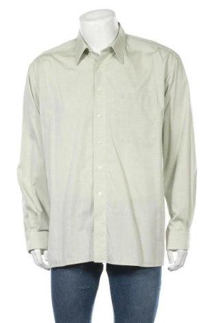 Мъжка риза Eterna, Размер XL, Цвят Зелен, Памук, Цена 6,24лв.