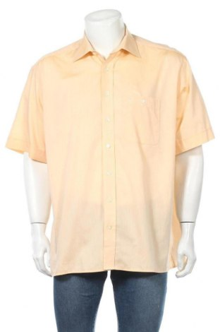 Мъжка риза Eterna, Размер XL, Цвят Оранжев, Памук, Цена 11,76лв.