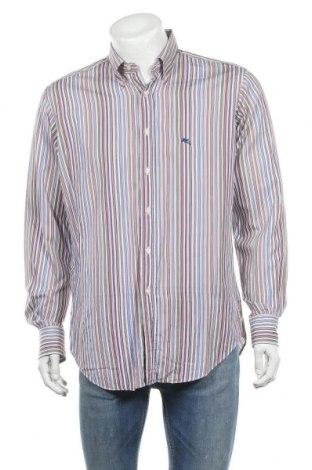Мъжка риза Etro, Размер XL, Цвят Многоцветен, Памук, Цена 61,50лв.