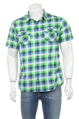 Ανδρικό πουκάμισο Fishbone, Μέγεθος L, Χρώμα Πολύχρωμο, Βαμβάκι, Τιμή 9,87€