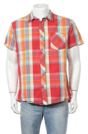 Ανδρικό πουκάμισο Fishbone, Μέγεθος XL, Χρώμα Πολύχρωμο, Βαμβάκι, Τιμή 10,39€