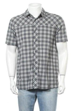 Ανδρικό πουκάμισο McKinley, Μέγεθος M, Χρώμα Γκρί, 85% πολυαμίδη, 15% ελαστάνη, Τιμή 4,68€