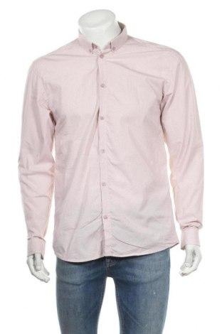 Мъжка риза Minimum, Размер L, Цвят Розов, Памук, Цена 29,25лв.