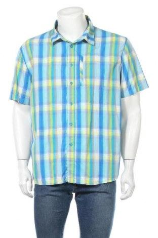 Ανδρικό πουκάμισο Quechua, Μέγεθος XXL, Χρώμα Πολύχρωμο, Τιμή 8,83€