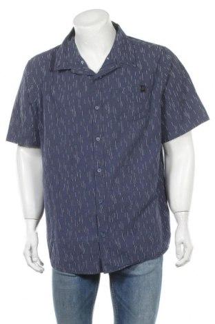 Ανδρικό πουκάμισο Ripzone, Μέγεθος XXL, Χρώμα Μπλέ, Βαμβάκι, Τιμή 3,64€