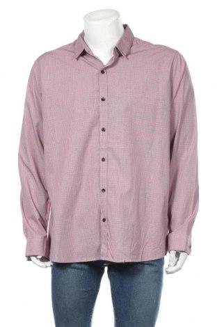 Мъжка риза Rw & Co., Размер XXL, Цвят Червен, Памук, Цена 14,18лв.