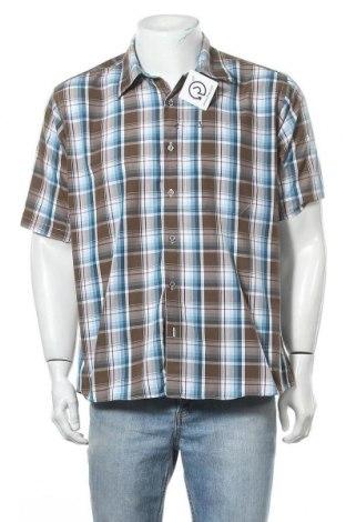 Ανδρικό πουκάμισο Schoffel, Μέγεθος L, Χρώμα Πολύχρωμο, Τιμή 5,68€