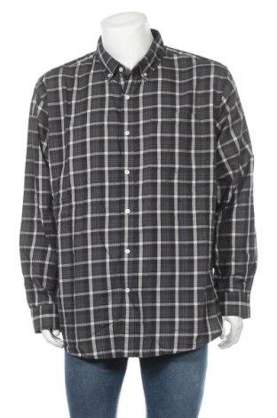 Мъжка риза Sears, Размер XXL, Цвят Многоцветен, 65% полиестер, 35% памук, Цена 9,82лв.