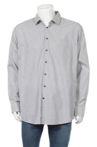 Мъжка риза Seidensticker, Размер XXL, Цвят Бял, Памук, Цена 31,82лв.