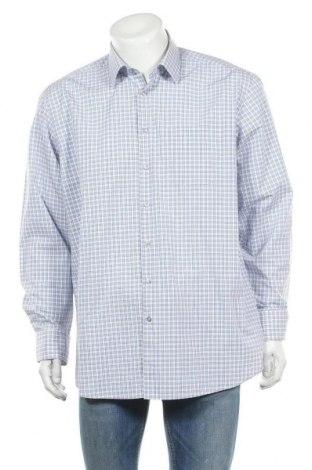 Мъжка риза Seidensticker, Размер XL, Цвят Многоцветен, Памук, Цена 18,90лв.