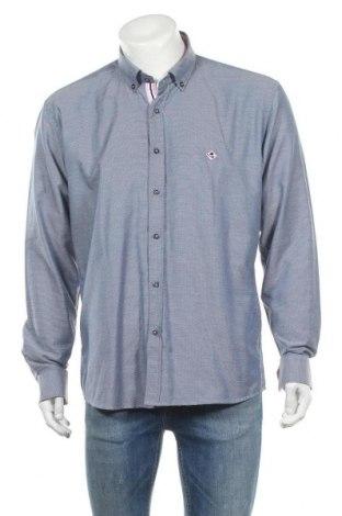Мъжка риза Sir Raymond Tailor, Размер XL, Цвят Син, Памук, Цена 59,40лв.