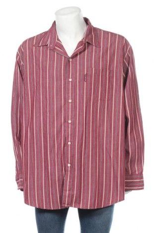 Мъжка риза U.S. Polo Assn., Размер XXL, Цвят Червен, Памук, Цена 13,86лв.