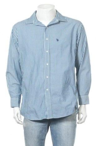 Мъжка риза U.S. Polo Assn., Размер L, Цвят Многоцветен, 60% памук, 40% полиестер, Цена 7,94лв.